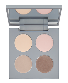 The Makeup LIbrary - Mineral Eye Palette